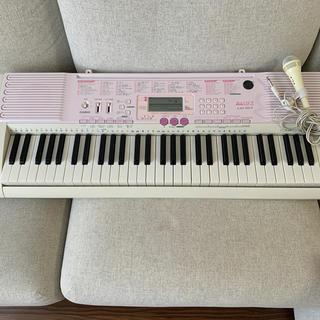 カシオ(CASIO)の電子ピアノ カシオ LK-107(電子ピアノ)