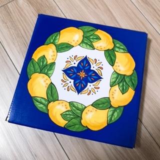 カルディ(KALDI)のカルディ レモンバッグ お皿(食器)