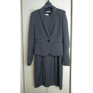 エイチアンドエム(H&M)の美品 H&M スーツ サイズ34/36グレー系(スーツ)