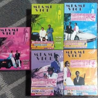 マイアミバイス DVD BOXシーズン1~5  コンプリート(TVドラマ)