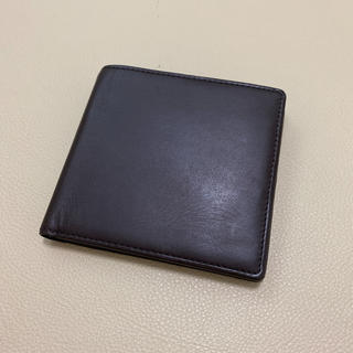 コムサデモード(COMME CA DU MODE)のCOMME CA DE MODE 二つ折り財布 メンズ ★未使用品★(折り財布)