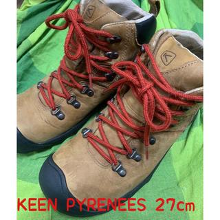 キーン(KEEN)のKEEN PYRENEES トレッキング ブーツ (ブーツ)