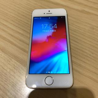 Apple - iPhone SE(第一世代) 32GB ゴールド 本体