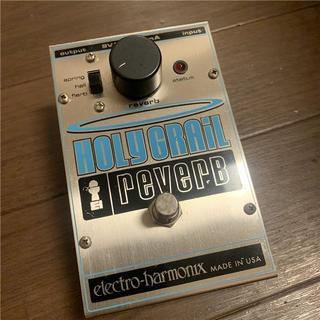 ボス(BOSS)の名機 Electro-Harmonix HOLY GRAIL ヴィンテージ(エフェクター)
