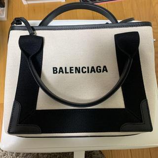 バレンシアガ(Balenciaga)の美品 バレンシアガ BALENCIAGA トートバッグ ポーチ付(トートバッグ)