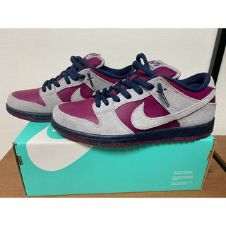 NIKE - NIKE SB DUNK LOW PRO atmosphere grey