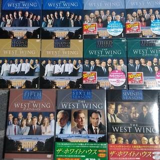 TVドラマ   ザ ホワイトハウス シーズン1~7 全巻セット(TVドラマ)
