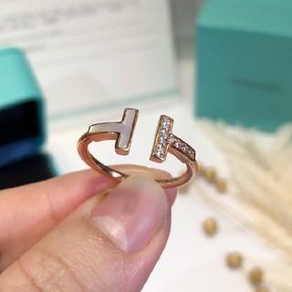 Tiffany & Co. - 🎀Tiffany&Co・ティファ リング指輪 超人気商品 キラキラ