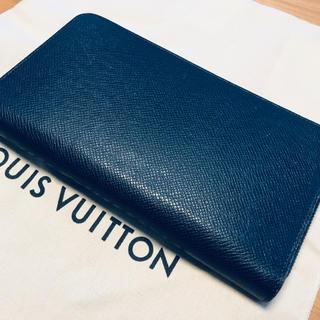 ルイヴィトン(LOUIS VUITTON)のルイヴィトン  タイガ ジッパーウォレット(長財布)