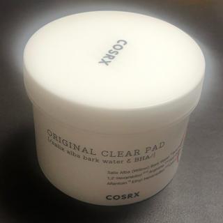 チャアンドパク(CNP)のCOSRX オリジナルクリアパット(ゴマージュ/ピーリング)