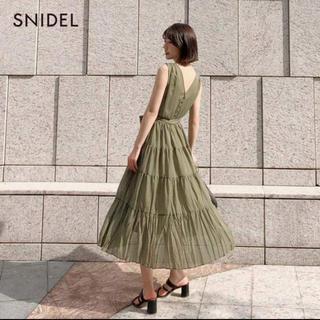 snidel - フルーツカラーワンピース