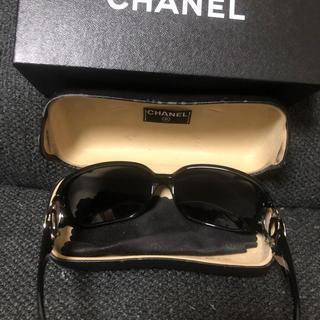 CHANEL - CHANELサングラス紫外線90カット