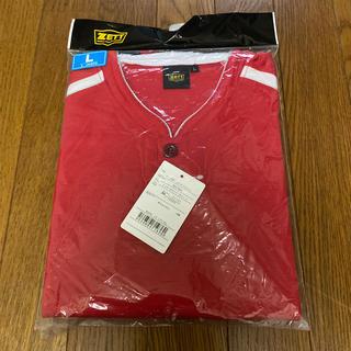 ゼット(ZETT)のZETT  ベースボールシャツ(ウェア)