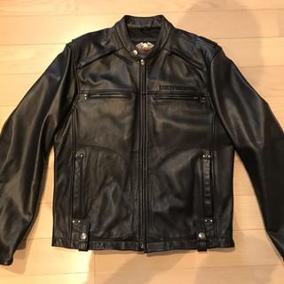 ハーレーダビッドソン(Harley Davidson)のハーレー革ジャン(ライダースジャケット)