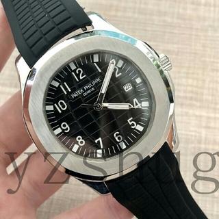 インターナショナルウォッチカンパニー(IWC)の未使用 PATEK PHILIPPE パテック フィリップ  メンズ 腕時計(レザーベルト)