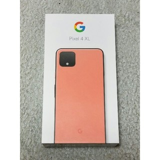 ANDROID - Google pixel 4 XL 64GB オレンジ 新品 simロック解除