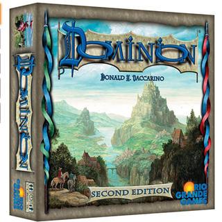 ホビージャパン(HobbyJAPAN)のドミニオン第2版 (Dominion: 2nd Edition) カードゲーム(その他)