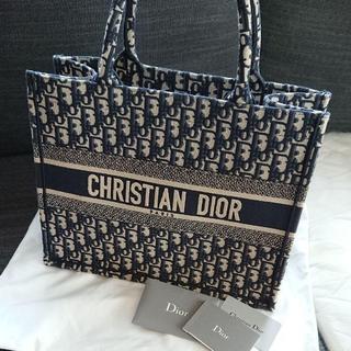 Christian Dior - christian dior ブックトート スモールサイズ