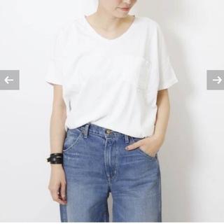 ドゥーズィエムクラス(DEUXIEME CLASSE)のSKARGORN ポケツキワイドTシャツ(Tシャツ(半袖/袖なし))