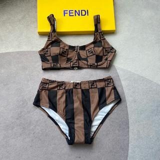 FENDI - レディース Fendi フェンデイ 水着 Mサイズ 上下二点