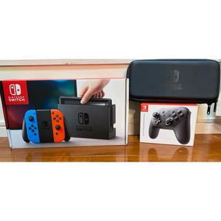 任天堂 - Nintendo Switch、Proコントローラー