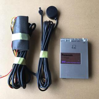パナソニック(Panasonic)のPanasonic 分離型ETC車載器 CY-ET908D(ETC)