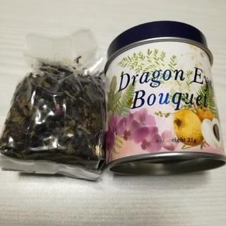 clipper tea 1872 クリッパー・ティー ドラゴン アイ ブーケ