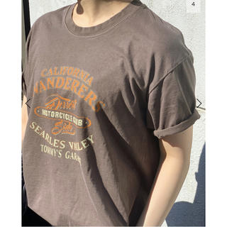 GOOD ROCK SPEED WANDERESバイカーTシャツ