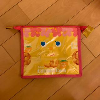 ピーナッツ(PEANUTS)のキャラメルコーン チャック付き袋 非売品(キャラクターグッズ)