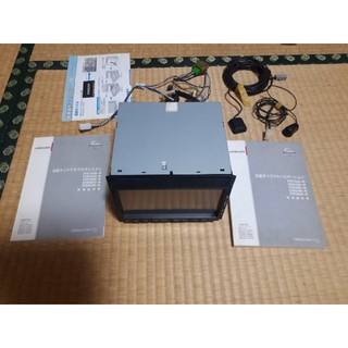 ニッサン(日産)のHS505-A 日産オリジナルナビゲーション カーナビ(カーナビ/カーテレビ)