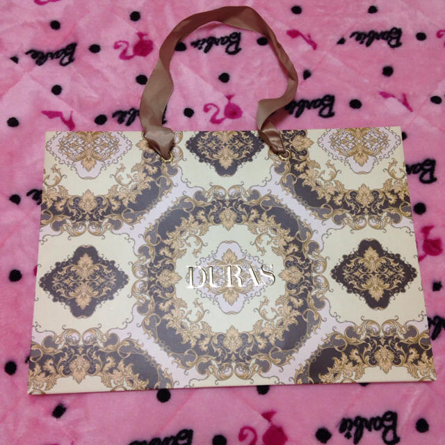 DURAS(デュラス)の期間限定ショップ袋 レディースのバッグ(ショップ袋)の商品写真