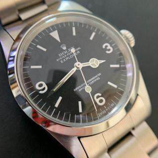 ロレックス(ROLEX)の1016 純正文字盤 オリジナル1560機械 部品 修理対応部品一式(腕時計(アナログ))
