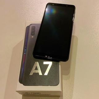 Galaxy - Galaxy A7 64GB simフリー