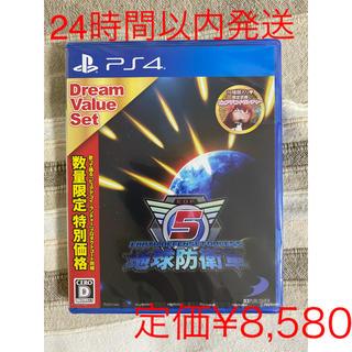 PlayStation4 - 【新品】【未使用】【未開封】地球防衛軍5 Dream Value Set