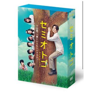 セミオトコ DVD-BOX DVD(TVドラマ)
