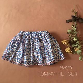 TOMMY HILFIGER - TOMMY HILFIGER|トミーヒルフィガー❁︎ガーデンフラワー柄スカート⑅