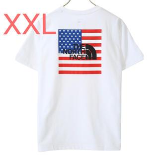 THE NORTH FACE - ノースフェイス  S/S National Flag Tee  XXLサイズ
