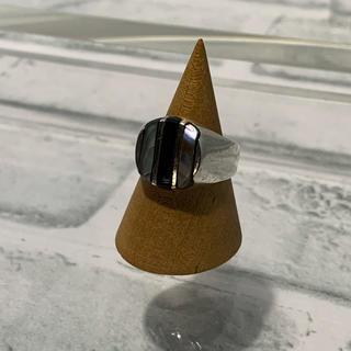 マルタンマルジェラ(Maison Martin Margiela)のヴィンテージ 50s メキシカンジュエリー シグネットリング 印台 トムウッド(リング(指輪))