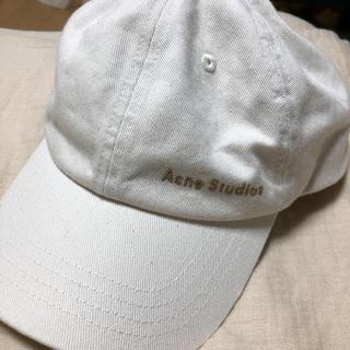 アクネ(ACNE)のacne studios キャップ アクネステュディオス(キャップ)