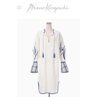 mame - mame 2019 AW 刺繍 ワンピース サイズ1