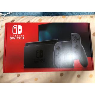Nintendo Switch - Nintendo Switch 本体 Joy-Con(L)/(R) グレー 新型