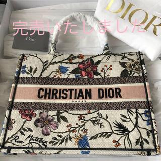Christian Dior - Dior ブックトート ローズムタビリス 新品未使用