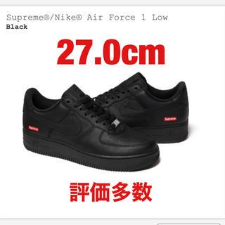 シュプリーム(Supreme)のSupreme NIKE AIR FORCE 1 LOW 27.0(スニーカー)