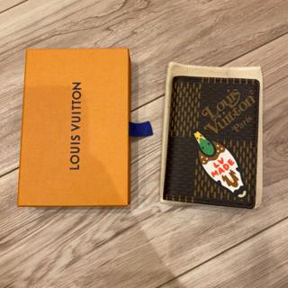 ルイヴィトン(LOUIS VUITTON)のLV NIGO  カードケース オーガナイザー・ドゥ ポッシュ ルイヴィトン(折り財布)