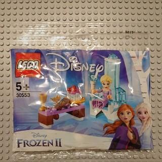 Lego - LEGO レゴ ディズニー アナと雪の女王 ミニフィグ エルサ 30553