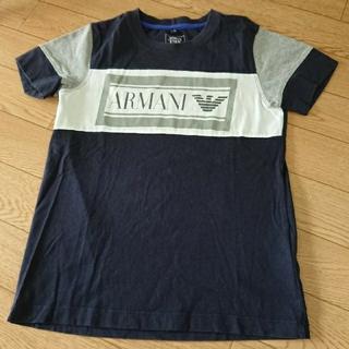 アルマーニ ジュニア(ARMANI JUNIOR)のアルマーニジュニア半袖Tシャツ(Tシャツ/カットソー)
