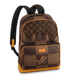 LOUIS VUITTON - 【新品】Louis Vuitton×NIGOコラボ キャンパス・バックパック