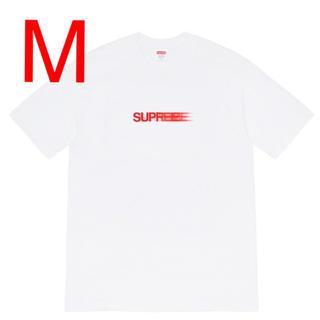 シュプリーム(Supreme)の【M】Supreme Motion Logo Tee シュプリーム モーション(Tシャツ/カットソー(半袖/袖なし))