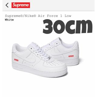 シュプリーム(Supreme)の【30cm】Supreme / Nike Air Force 1 Low 白(スニーカー)
