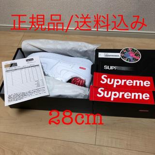 シュプリーム(Supreme)の【正規品】Supreme Nike Air Force 1 Low 28cm (スニーカー)